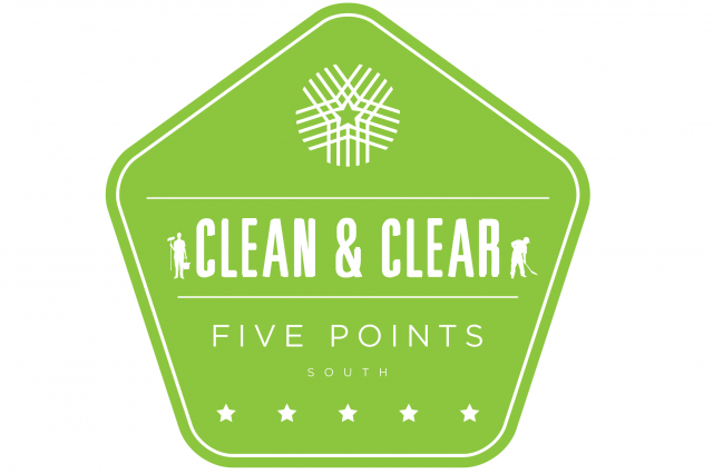 Clean and Clear is a Five Points Alliance program and only made possible through our sponsors and partners and the City of Birmingham.