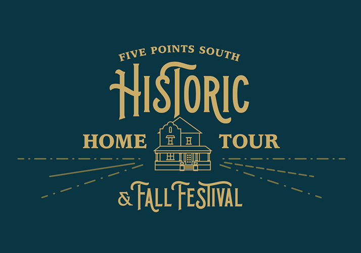 Five Points South Historic Home Tour & Fall Festival